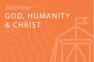 Seminary-level: God, Humanity and Christ