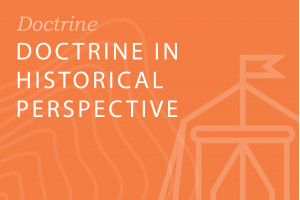 Seminary-level: Doctrine in Historical Perspective