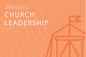Seminary-level: Church Leadership