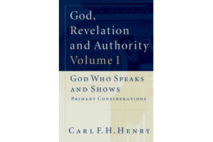 God, Revelation and Authority (Set of 6)