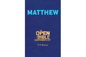 Matthew: An Open Your Bible Commentary
