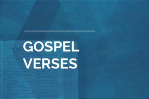 Gospel Verses