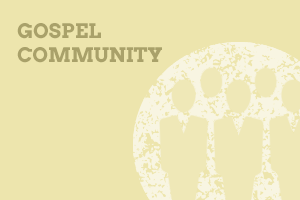 Gospel Community (Foundation-level)