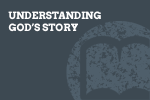 Understanding God's Story (Foundation-level)