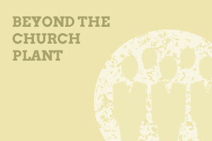 Beyond the Church Plant